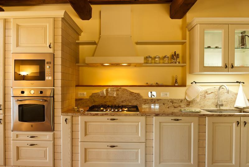 Detail of kitchen