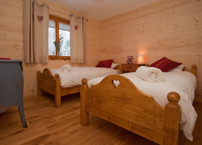 Bedroom 4, delightful twin bedroom