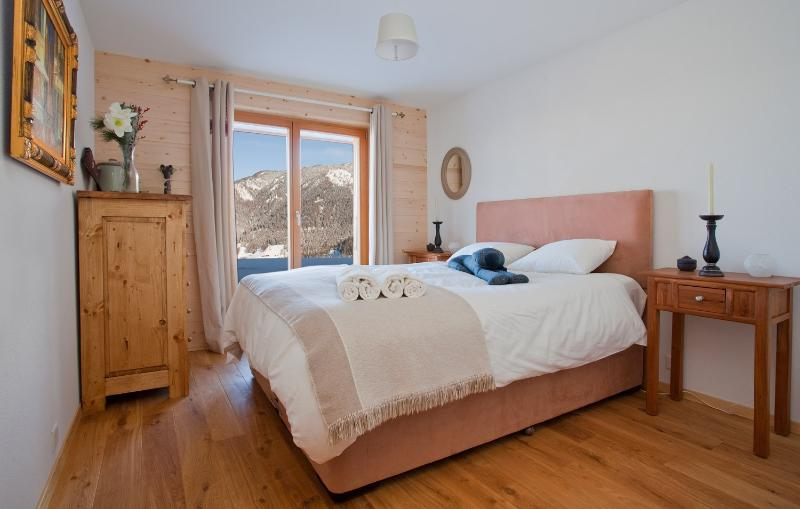 Bedroom 2, warm and welcoming
