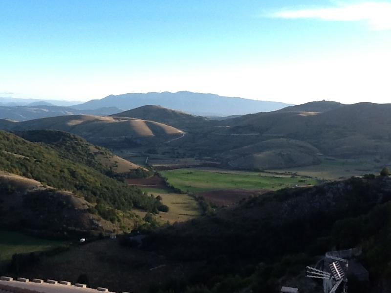 Mountain View, holiday rental in Scoppito
