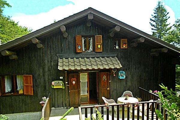 Villa Chalet il Gineprino