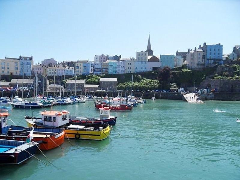 Goscar Court Tenby, holiday rental in Tenby