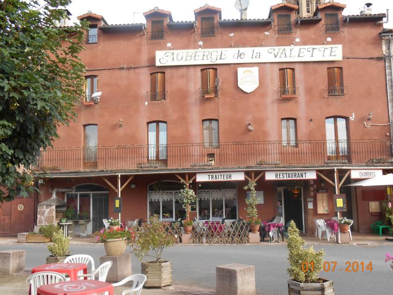 Auberge de la Valette, holiday rental in Verrieres