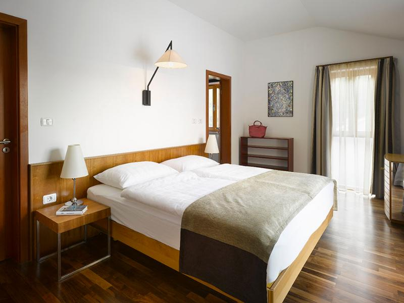Villa Bianco and Azzurro: double room first floor