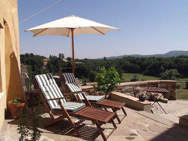 Poggio dell' Oca, vacation rental in Capranica - Scalo