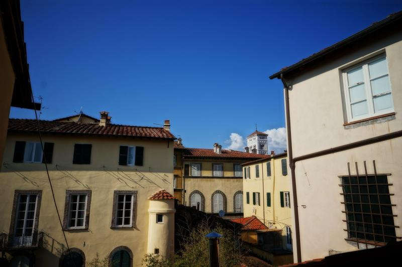 Jacopo: view from kitchen window