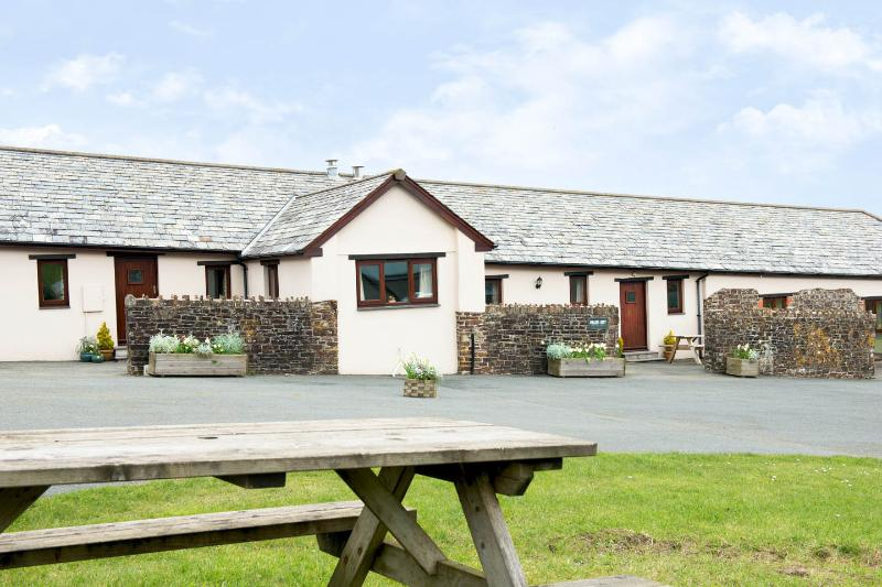 Trewin Court, holiday rental in Bude