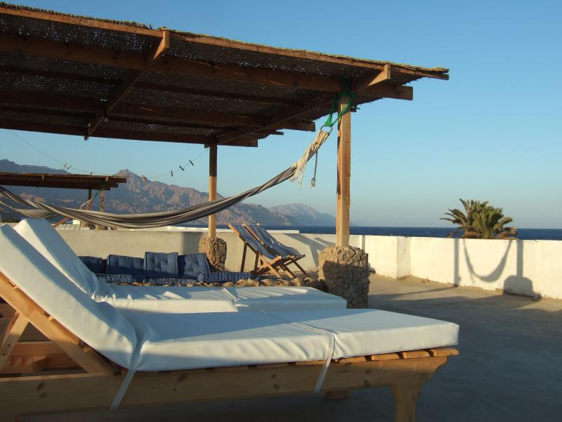 Relax into your holiday on the Roof Terrace