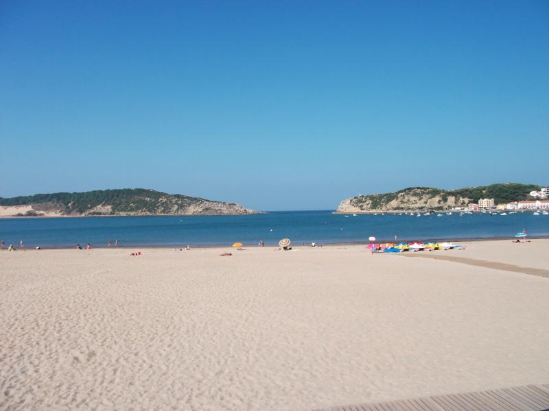 beach at Sao Martinho