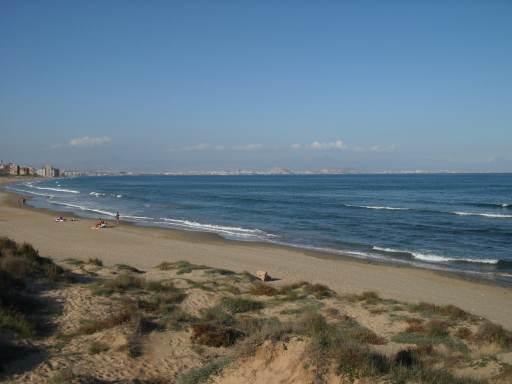dunas y mar