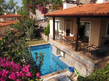 Villa Redpine 2 - Gocek is peaceful, friendly, unspoilt, vacation rental in Gocek