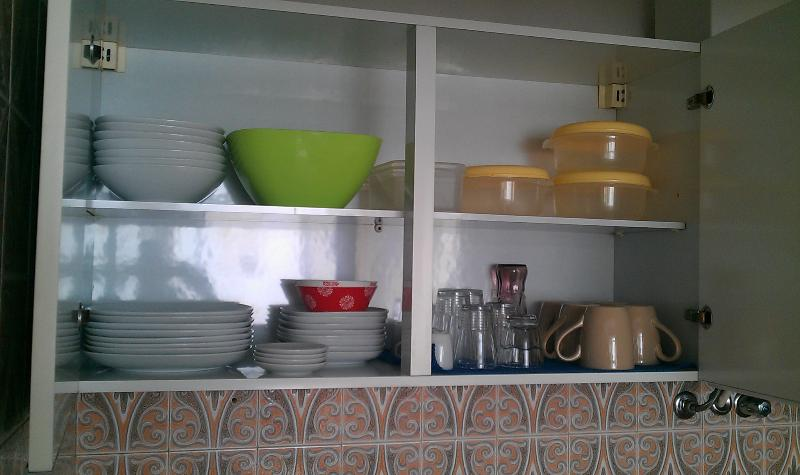 Kitchen - full equipped