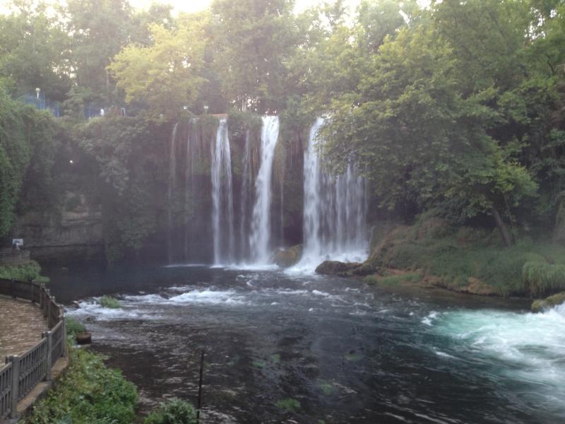 Upper Duden Falls