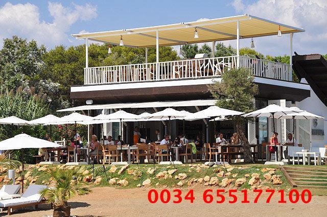 La última adición a nuestros restaurantes locales bar en la playa es el popular Salduna
