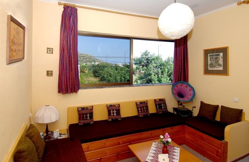 Creta Solaris Hotel Apartments, holiday rental in Crete