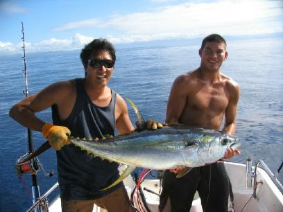 Aventuras de pesca gran!