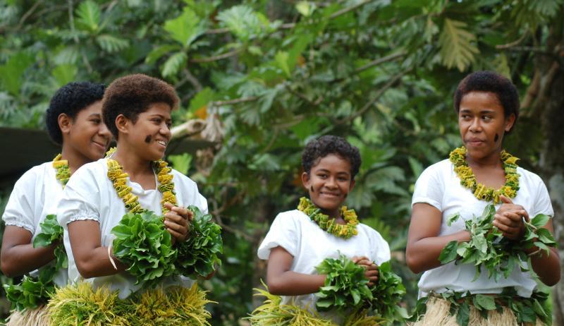 Fijian Dance Show
