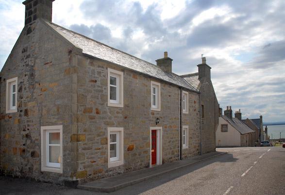 Burghead Cottage
