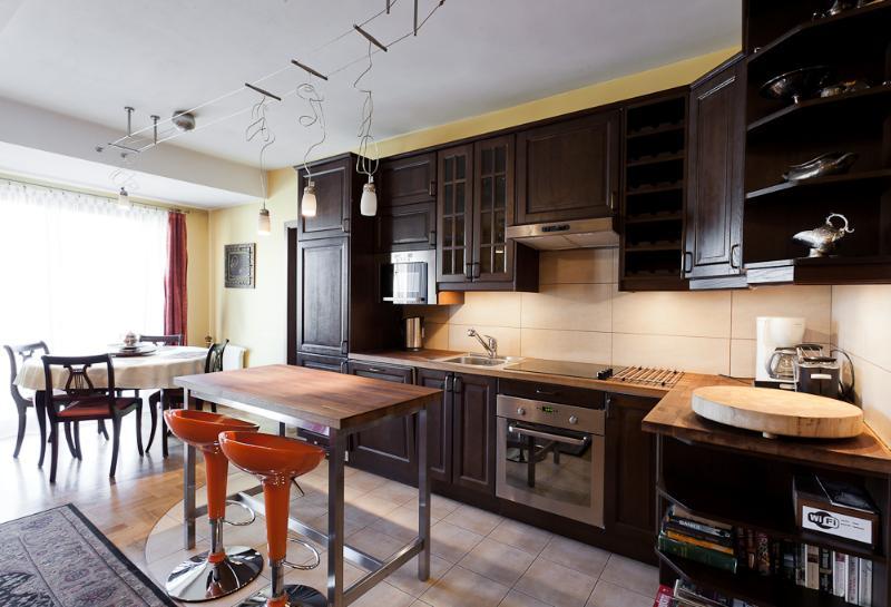 2bdr 2bth Trinity Apartment in the Jewish Quarter, Ferienwohnung in Krakau
