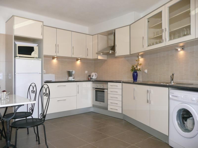 The kitchen has just been refurbished for 2012 and is fully equipped