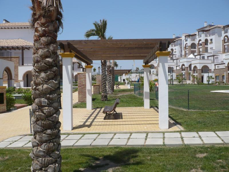 Al Andalus Veranda gardens