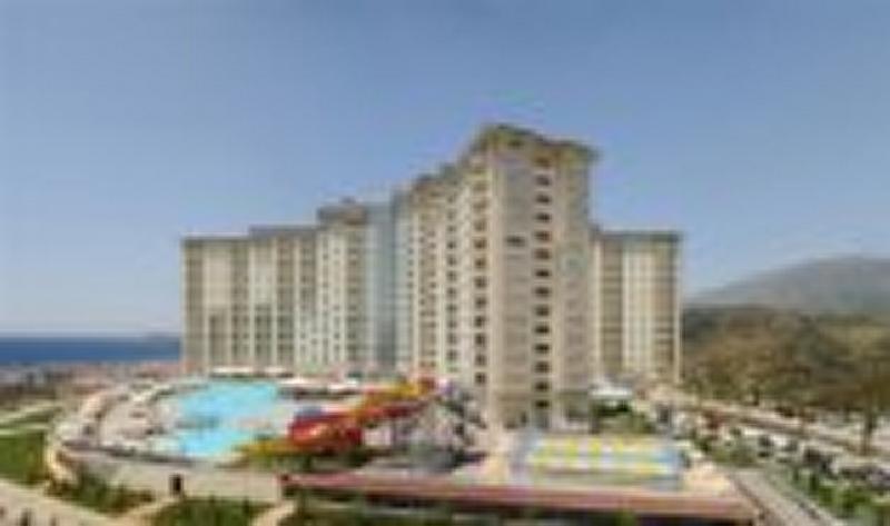 Goldcity Hotel and Villa Complex