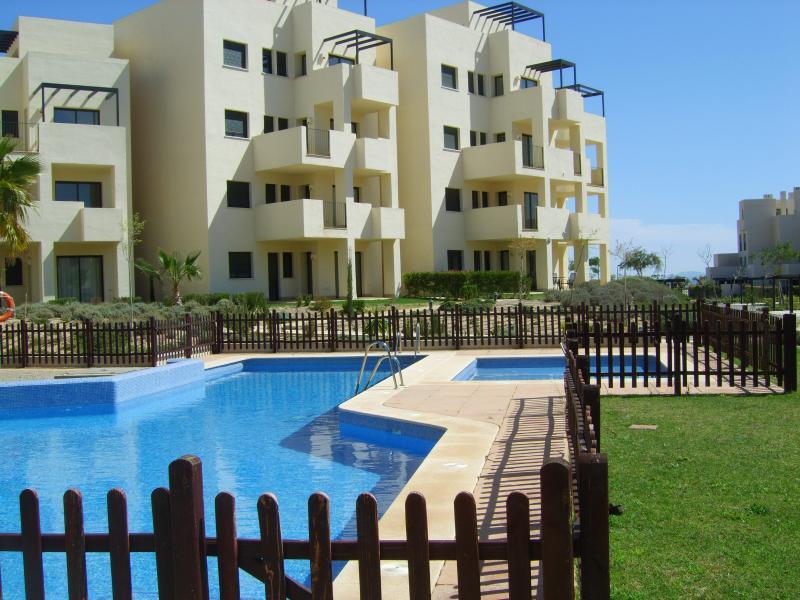 2 Bedroom Apartment Corvera Golf Resort, location de vacances à Corvera