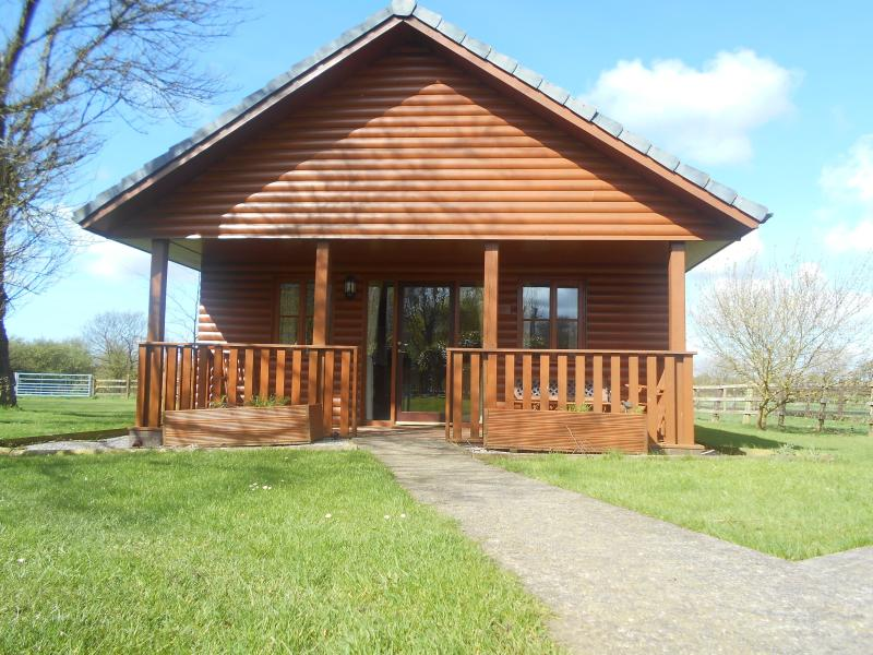 Swans Rest holiday cottages - Ladybird Lodge, alquiler vacacional en Poulton Le Fylde
