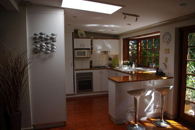 Fully equipped kitchen for all your entertaining and cooking needs