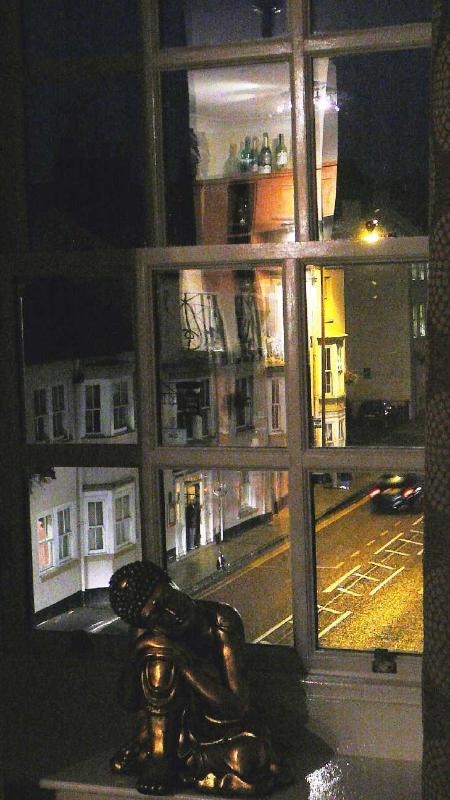Vue historique de clair de lune appartement, Durham
