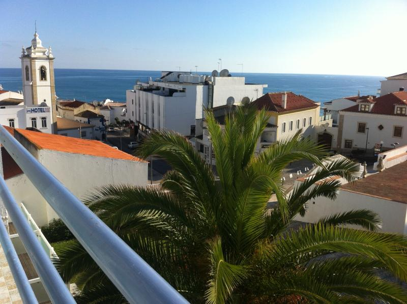 Bay View Algarve Balcony View