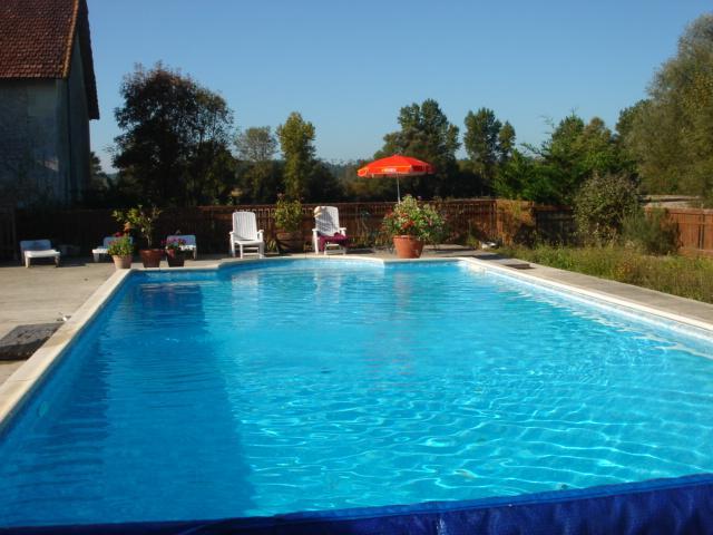 40' X 20' Outdoor Pool