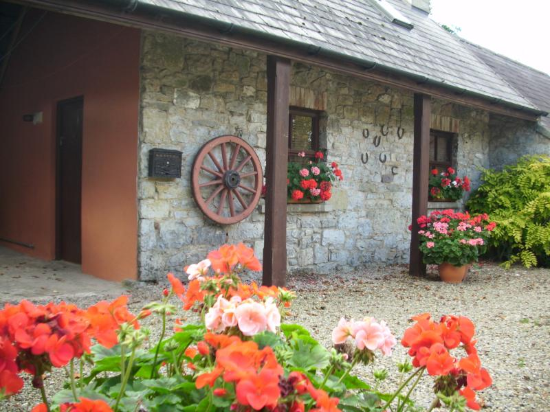 Coolbeg Lodge, holiday rental in Gorteen
