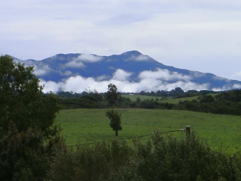 Atherton Tablelands-views to Mt. Bartle Frere