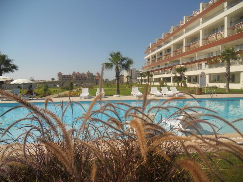 The fantastic Babylon community  main pool. Just 400 metres from the beach