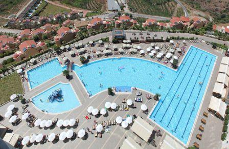 GOLD CITY 5* COMPLEX TURKEY, location de vacances à Yesiloz