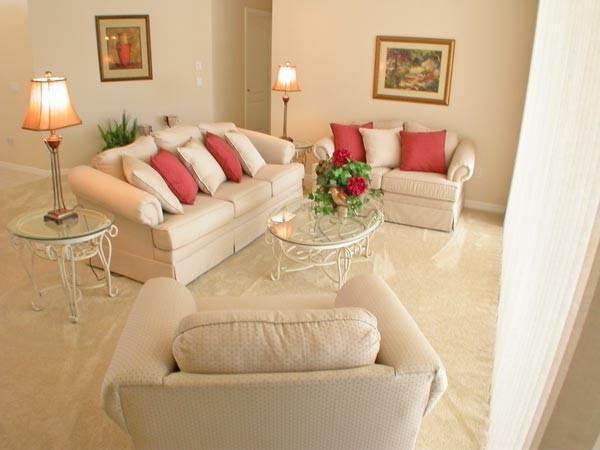 Bright Living Area