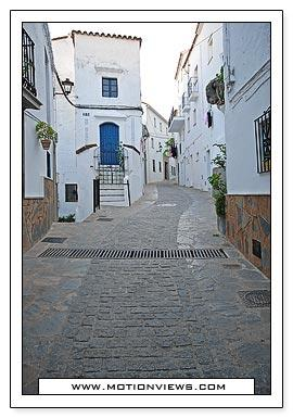 White Village of Casares