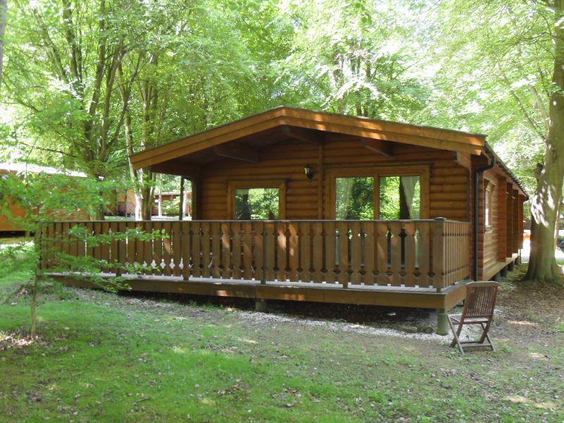 Kenwick Woods Lodge.