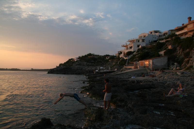 Plemmirio Marine Reserve - Sunset