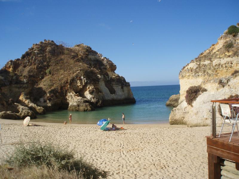 Praia dos Tres Irmaos, Three Brothers Beach, Alvor