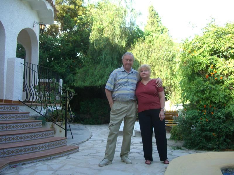 WELCOME FROM THE OWNERS ZENKA AND IAN