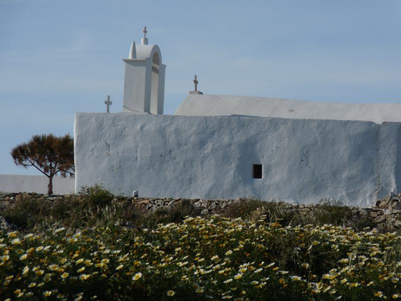 Church of Agios Dimitrios next to Lithia