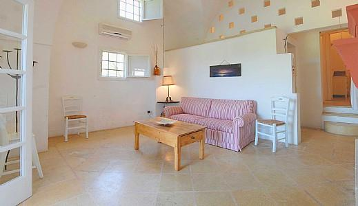 Santa Maria al Bagno Villa Sleeps 4 with Pool and Air Con - 5229677, location de vacances à Sannicola