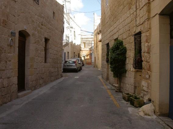Our quaint narrow road