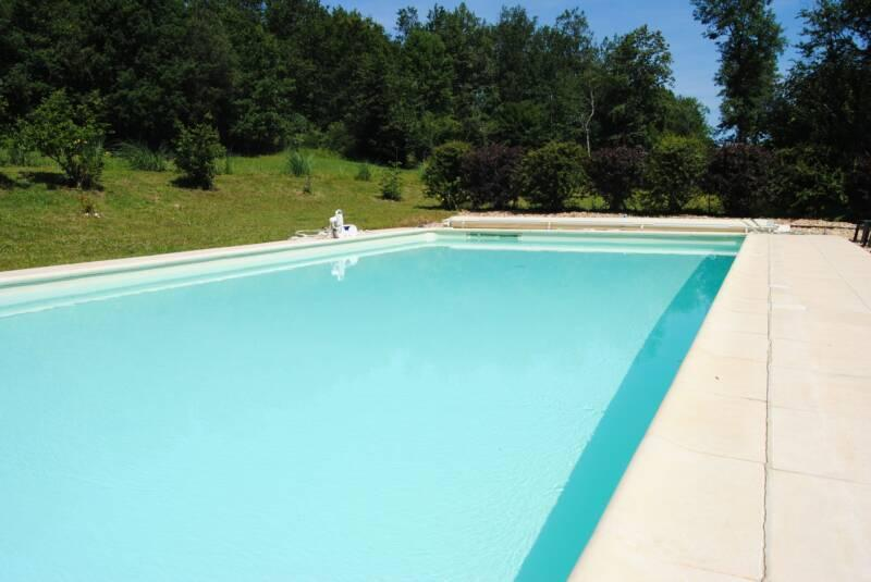 swim in the salt pool or lounge around on the pool patio or deck