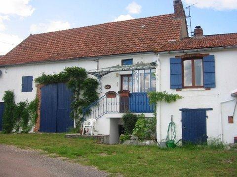 La Forêt, holiday rental in Marmagne