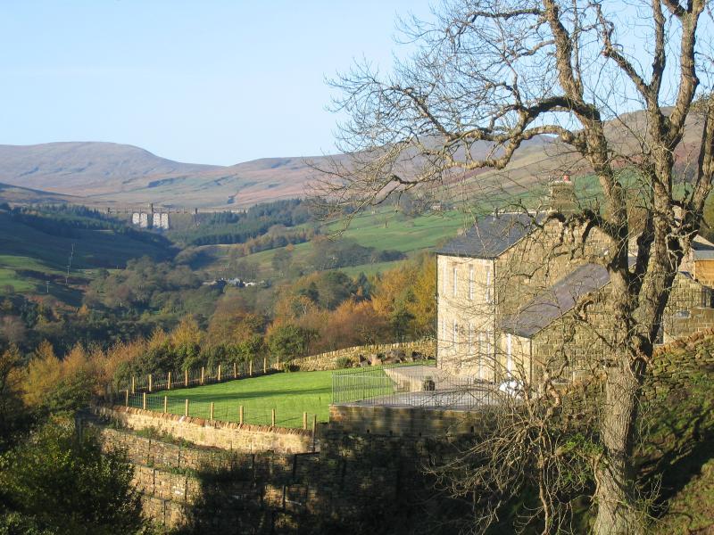 Edge Farm in the Upper Nidderdale Valley