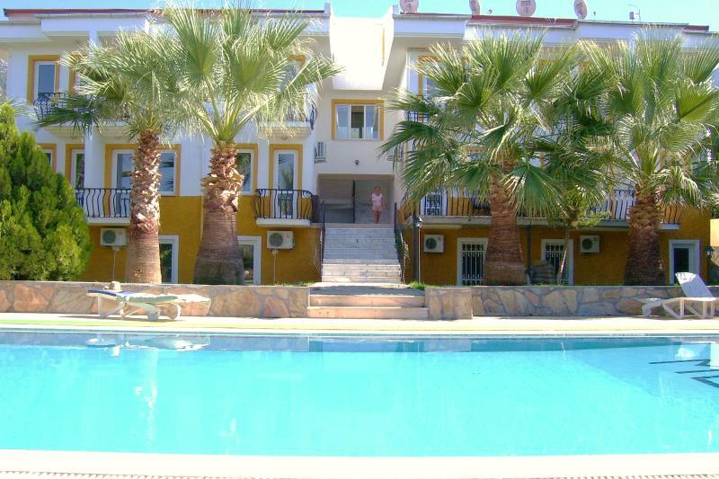 Benvenuti negli appartamenti Mekik in Ovacik centrale
