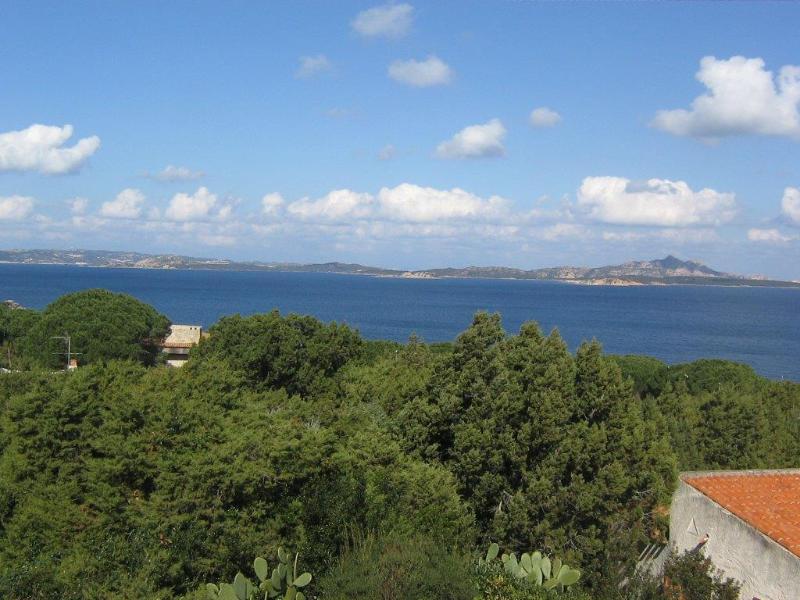 panorama sull'arcipelago della Maddalena
